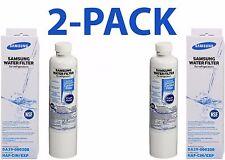 2 PACK Genuine OEM Samsung Da29-00020b Refrigerator Water Filter New Free Ship
