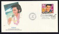 Elvis Presley First Day of Issue June 16 1993 Elvis Presley Memphis, TN 38101