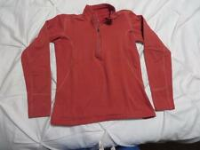 REI Womens Cute Pink Activestretch Running Long Sleeve Fall Shirt Jacket Size XS