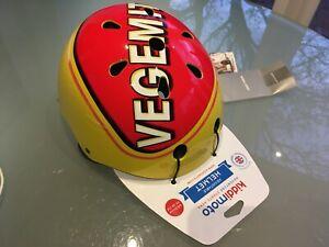 kiddimoto Vegemite adjustable helmet, medium