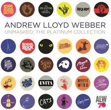 Andrew Lloyd Webber - The Platinum Collection (CD DOUBLE SLIMLINE CASE)