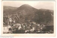 Bulgaria Occ. in Macedonia WWII 1940 Kratovo Mosque Town view