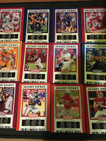 2019 Panini Contenders Draft Picks Football base (Pick your card from the list)