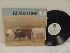 GLADSTONE From Down Home In Tyler, Texas USA WHITE PROMO LP ABC Records ABCX-751