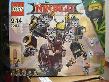 "Lego 70632 NINJAGO Movie Cole's Donner-Mech ""Neu""(421)"