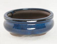 Oval Mame Shohin Bonsai / Succulent Pot + Mesh 5