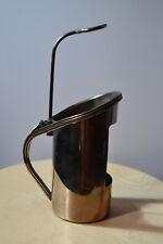 Vintage - Cuna para servir vino en acero inoxidable - Wine Cradle