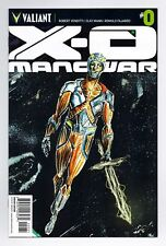 X-O MANOWAR (2012) #0 1:10 LEMIRE VARIANT BAGGED BOARDED VALIANT COMICS VEI VF
