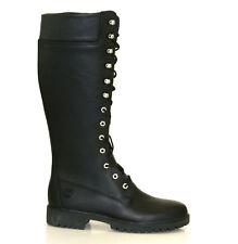 Timberland 14 Inch Premium Boots Gr 41 US 9,5W Damen Stiefel Schnürstiefel
