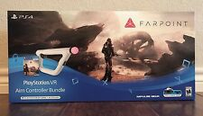 Farpoint VR Aim Controller PS4 Game Bundle - New & Sealed - Fast & Safe Shipping