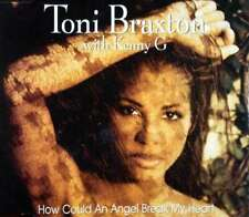Toni Braxton With Kenny G - How Could An Angel Bre CD - 3903