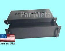 2U DIY CNC Control Computer Instrument Rackmount Case Box 10-19113B