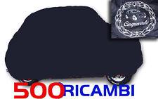 FIAT 500 F/L/R TELO AUTO COLORE BLU COPRI AUTO PER INTERNO ANTIPOLVERE TRASPIRAN