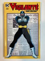 Vigilante Volume 1 By Marv Wolfman - DC Comics Trade Paperback Graphic Novel HTF