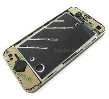 NEW IPHONE 4 MIDFRAME PARTS ASSEMBLY HOUSING MIDDLE FRAME CHASSIS BEZEL STGG