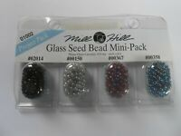 Mill Hill Glass Seed Beads Project Mini-Pack