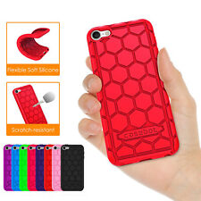 Soft Silicone Case Shockproof Cover for iPod Touch 7 / iPod Touch 6 / Touch 5