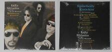 Izzy Stradlin (Guns n Roses) - Somebody  - sealed 1992 U.S. promo cd  Card cover