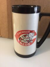 VINTAGE 1970S CINCINNATI REDS TALL THERMO SERV CUP,GREAT SHAPE