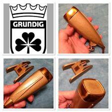 Grundig GDM121 & MZT21 GOLDEN VINTAGE Studio Broadcast Microphone 15 F 1956