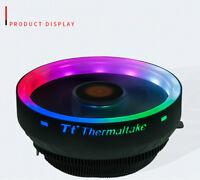 Desktop CPU heat sink amd/intel 1155 cooling silent fan