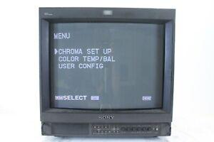 SonyHR Trinitron PVM-2054QMGaming Monitor