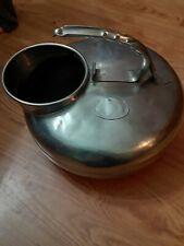 Vintage Surge Stainless Steel Milk Bucket