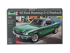 Revell - 1965 Ford Mustang 2+2 Fastback 1:24 Kit Modello - rev07065