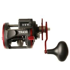 twin fish Fishing Reel TR430 with Counter Line Device Drum Fishing Reel Ve O2V4