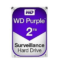 """Western digital HARD DISK PURPLE 2 TB SATA 3 3.5"""" (WD20PURZ) (0000036362)"""