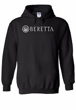 Beretta Shotgun Firearm Hunting Men Women Unisex Top Hoodie Sweatshirt 1762
