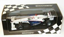 1/18 BMW Sauber Petronas F1.09   Australian GP 2009  Robert Kubica
