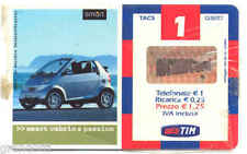 SMART CABRIO & PASSION RICARICA TIM 1 EURO