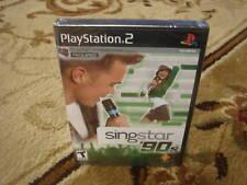 SingStar '90s  (PlayStation 2, 2008)