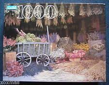 jigsaw puzzle 1000 pc Guild Dried Flower Market 1996