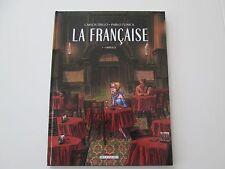 LA FRANCAISE T1 EO2011 TBE/TTBE MIREILLE EDITION ORIGINALE DD1