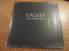 33 tours EAGLES the long run (1979)