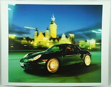 Porsche Green Boxster S Car Photo Print Sportscar Poster