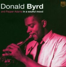 """Donald Bird & Pepper Adams """"In A Soulful Mood"""" NEW & SEALED CD 1st Class Post UK"""