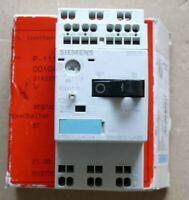 SIEMENS Sirius 3RV1011-1JA25 Leistungsschalter NEU & OVP