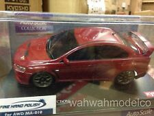 Kyosho Mini Z MZPP409MR Mitsubishi Lancer Evolution X BODY
