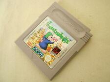 Game Boy Nintendo Lemmings Us.Version Gb Video Game Cartridge Only gbc