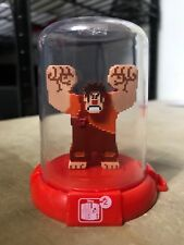 "1x 8-BIT WRECK IT RALPH BREAKS THE INTERNET DISNEY DOMEZ 2"" MINI FIGURE"