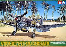 Tamiya 1/48 Vought F4U-1A Corsair # 61070