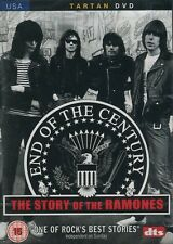 Ramones : End of the Century - The story of the Ramones (DVD)
