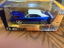 1970 Dodge Charger Bigtime Muscle Jada Toys 1/24 Scale