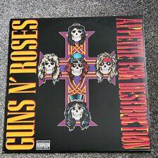 New listing GUNS N' ROSES - APPETITE FOR DESTRUCTION 180G VINYL LP 00720642414811 ROCK METAL