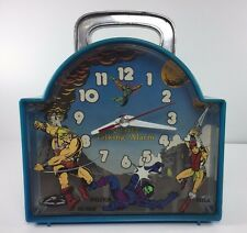 He-Man Skeletor Masters of the Universe Talking Alarm Clock - Only Clock Works
