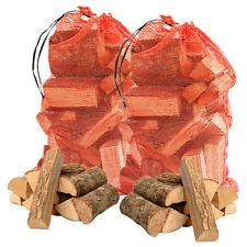 Ready To Burn Hardwood Kiln Dried Logs Open Fire Wood Burner Quality Firewood
