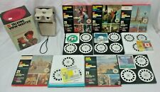 Vintage GAF Talking View-Master w/ Reels Partridge Family A Christmas Carol MORE